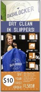 DashLocker | Informational Doorhanger